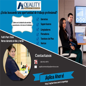 Advertisement: A Quality Facility Services