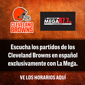 Advertisement: Cleveland Browns (NFL)