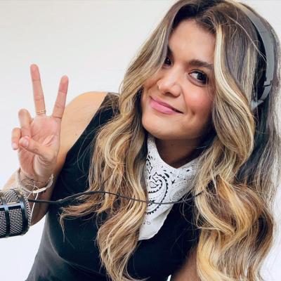 DJ: Anna García
