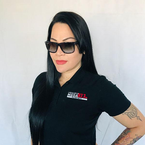 DJ: Iris Martinez